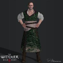 The Witcher 3 - Witold von Everec