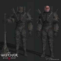 The Witcher 3 - Imlerith (XPS)