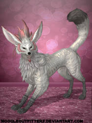 Bless Online - Fennec Fox (MoogleOutFitters) (XPS)