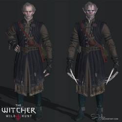 The Witcher 3 - Regis (XPS)