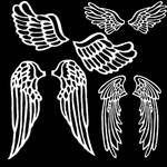 Angel Wings Brushes 3