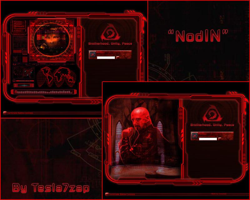 NodIN by Tesla7zap