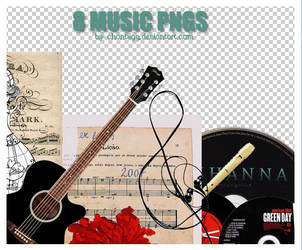 PNG PACK 01 by ChantiiGG