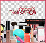 PNG PACK 03 - COSMETICS