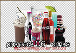 PNG PACK 06 - DRINKS