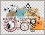PNG PACK 18 - CLOCKS PART 2