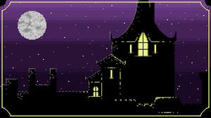 Purple Castle [Commission]