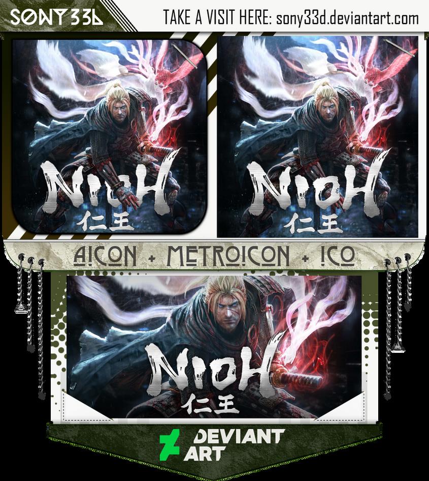 Nioh by sony33d