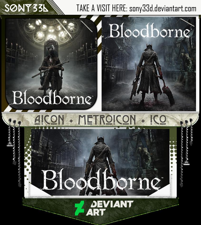 Bloodborne by sony33d