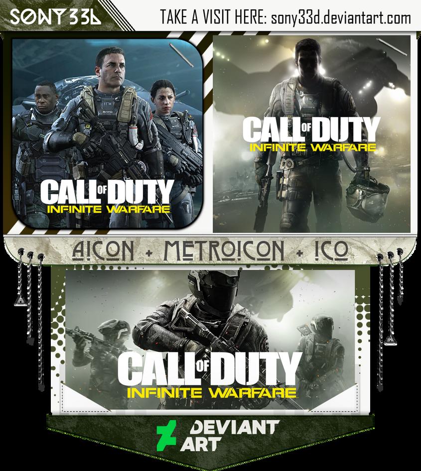 Call of Duty - Infinite Warfare by sony33d