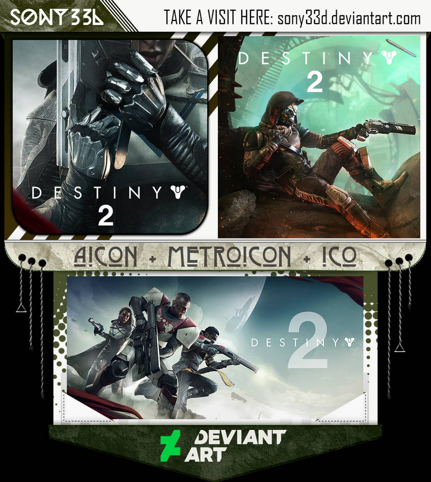 Destiny 2 by sony33d on DeviantArt