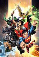 Jim Cheung Justice League by JPRart