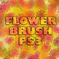 Flower BRUSH by eRiQ