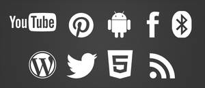 Web and Technology Logos