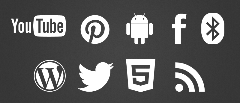 Web and Technology Logos by TheMeEC