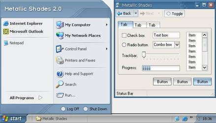 Metallic Shades 2.11