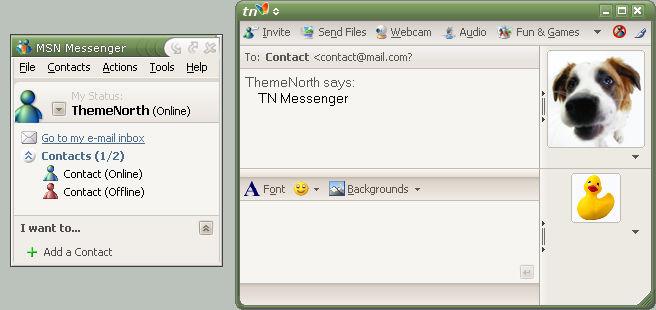 TN Messenger