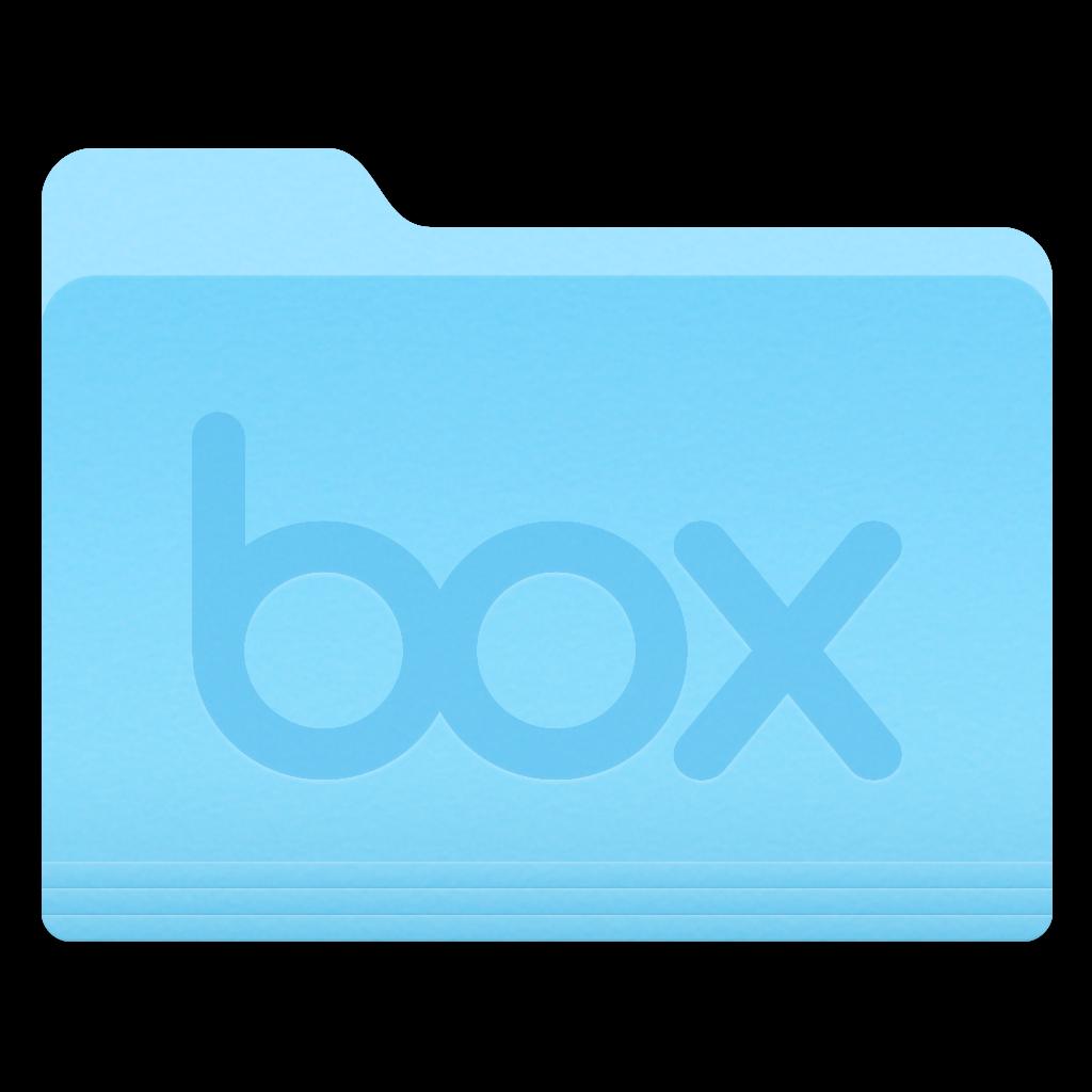 Box Sync Folder Mac