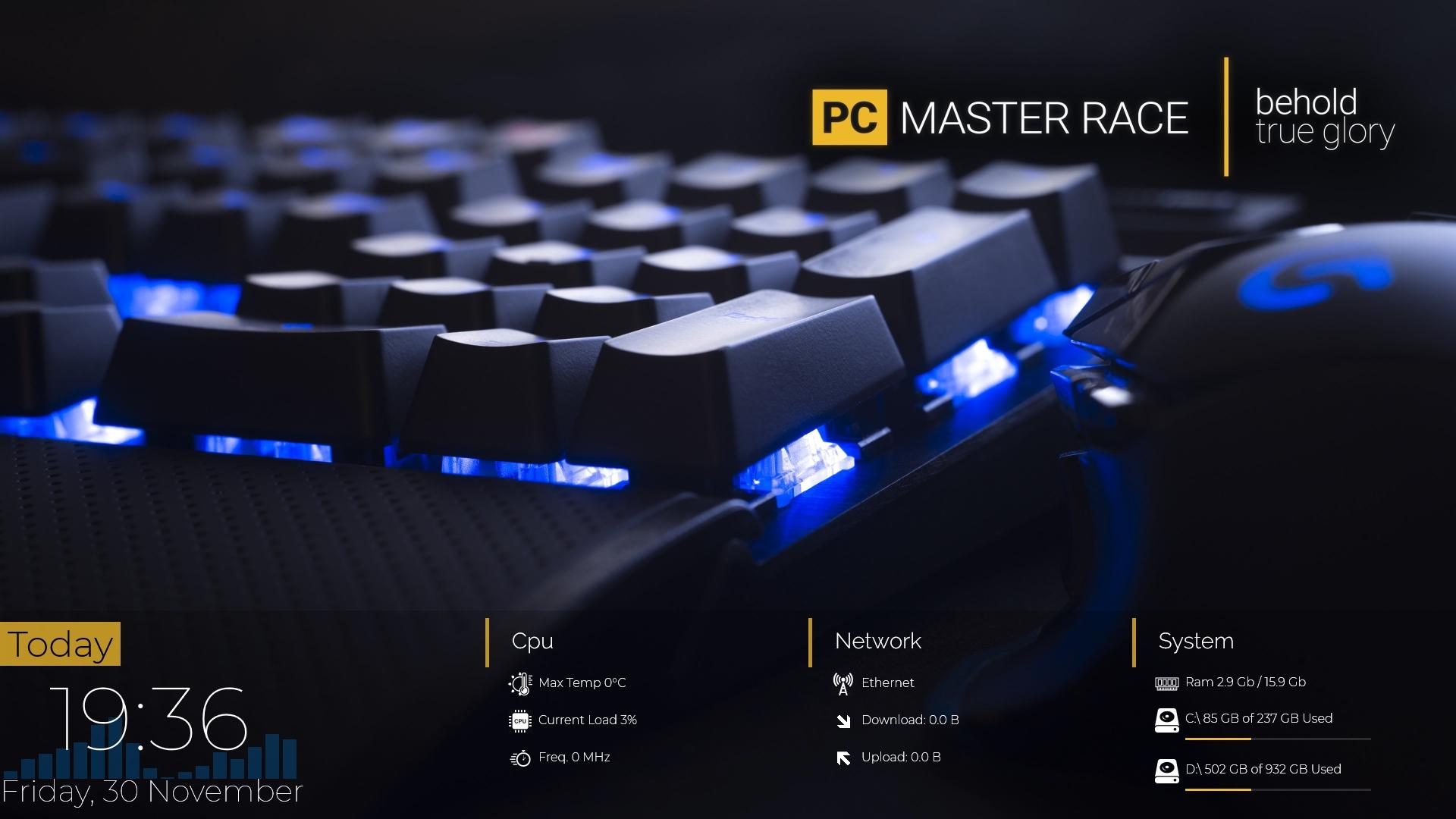 Pc Master Race 1 1 By Ninjaki8 On Deviantart