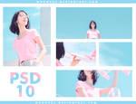 PSD Coloring #10 (Moon2k2)