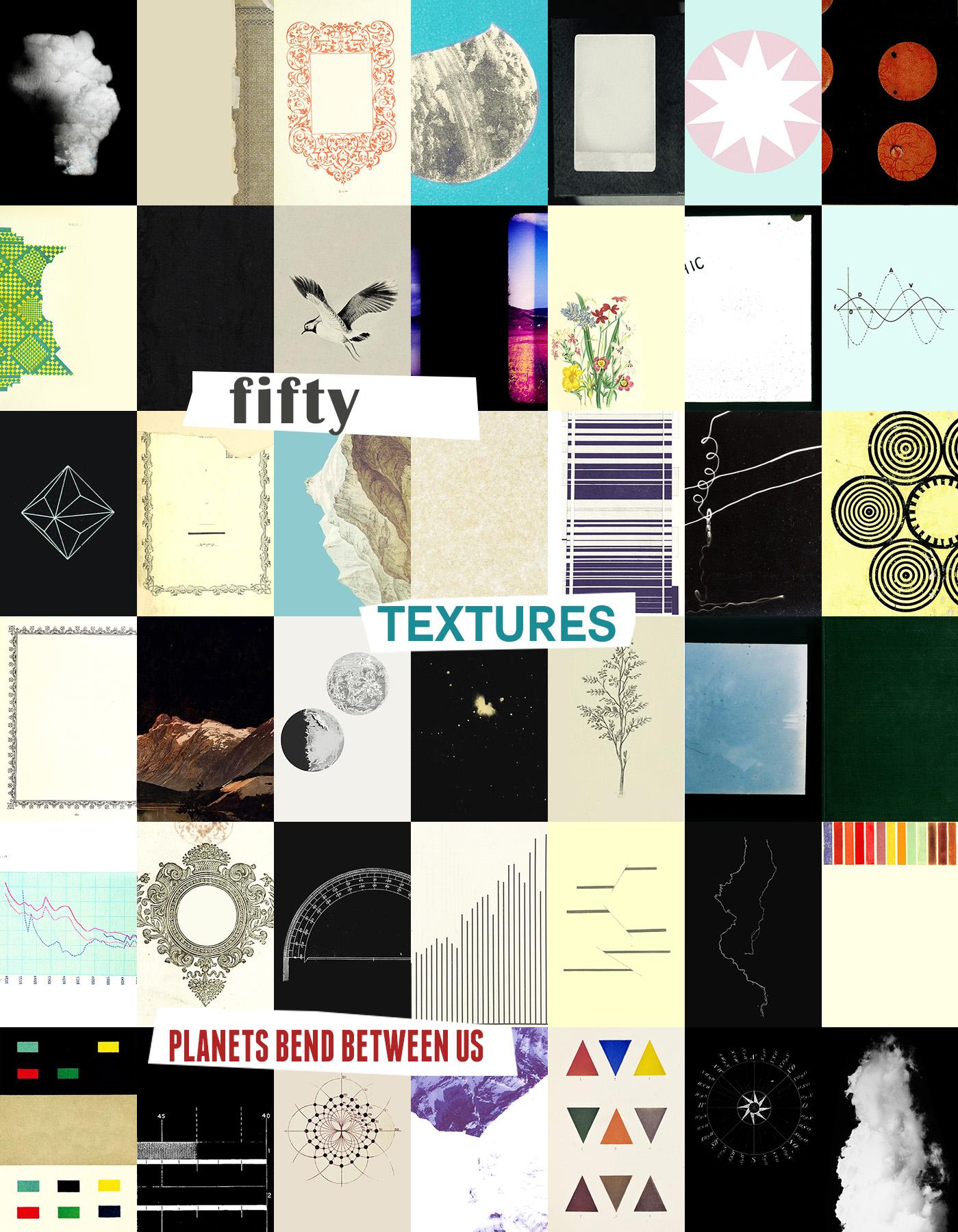 50 Vintage  Misc Textures