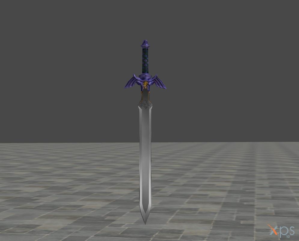 Master Sword - Twilight Princess by Debochira on DeviantArt