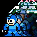 Megaman shimeji 1.3 by GameKeeperX