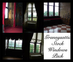 Windows Pack by GRANNYSATTICSTOCK