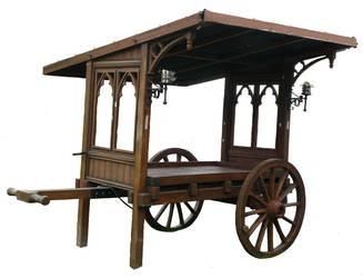 Old Cart png by GRANNYSATTICSTOCK