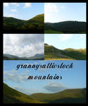 Welsh Mountains