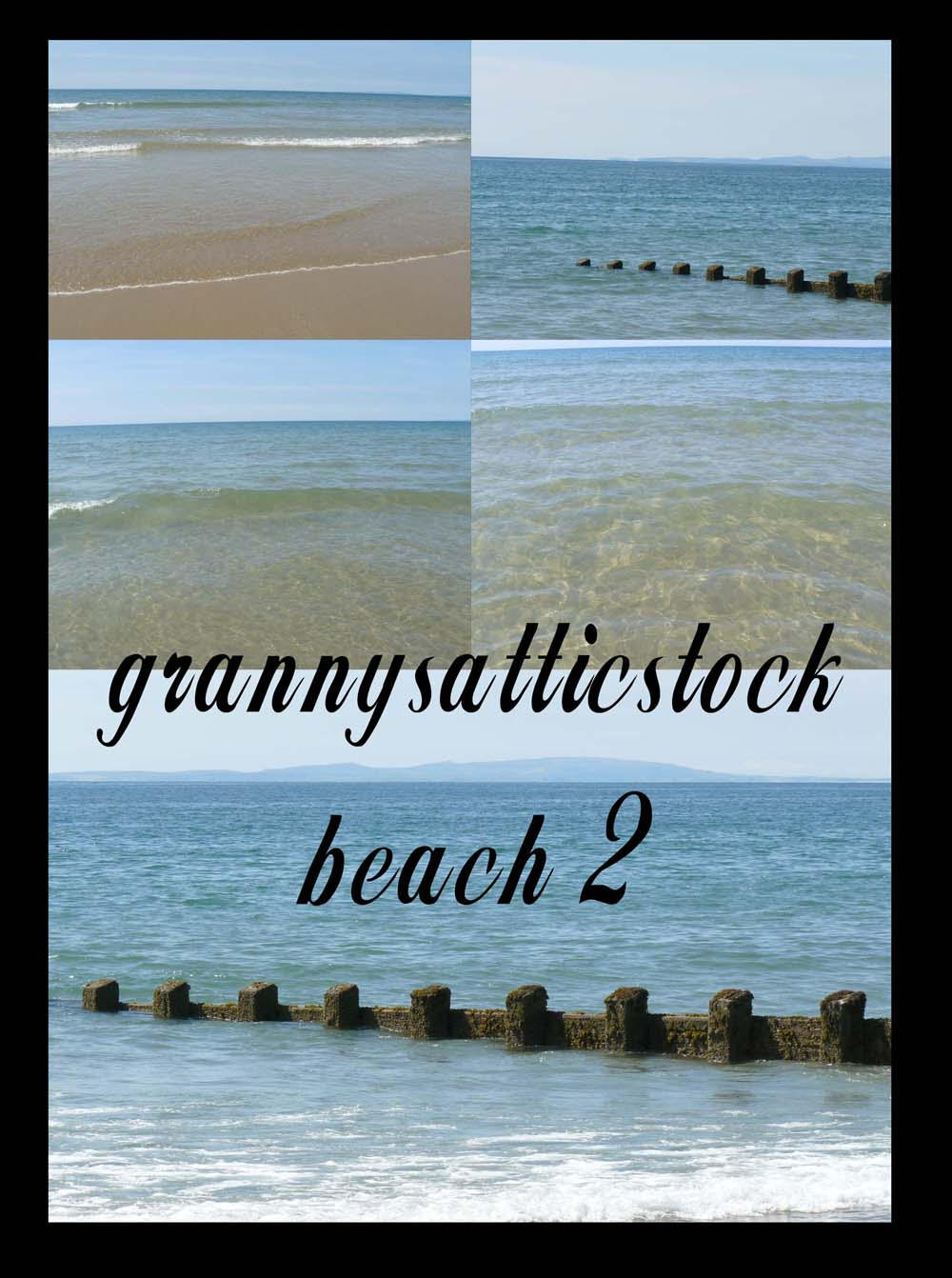 beach 2 by GRANNYSATTICSTOCK