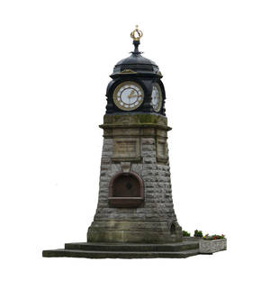 Clock Tower psd