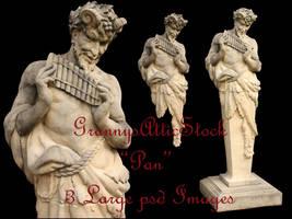 Pan psd by GRANNYSATTICSTOCK
