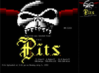 P.I.T.S. coloured by ansi86