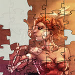 Sexy Puzzle Game_Fannymatronic