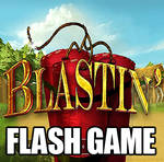 FLASH GAME_Blastin by vest