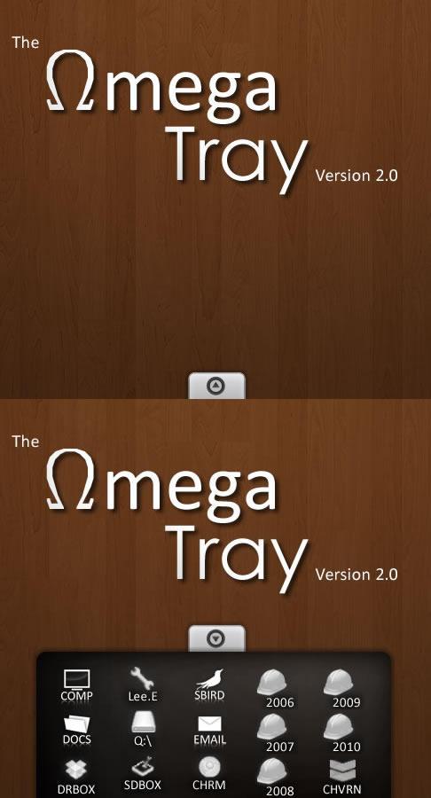 Omega Tray by leeheb