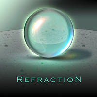 Refraction Sphere PSD by gusti-boucher