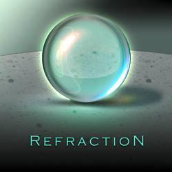 Refraction Sphere PSD