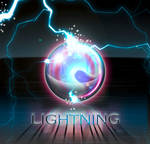 Lightning Sphere PSD