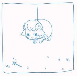 Sheepu gif by Dear-Cotton-Candy