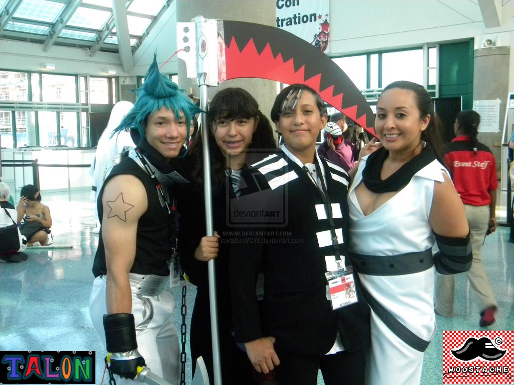 Soul Eater Group - Anime Expo by IcetalonWCW