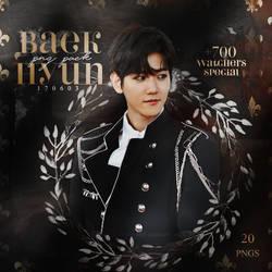 [PNG PACK] Baekhyun 170603 Dream Concert 2017