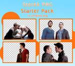 Sterek PNG Starter Pack