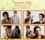 Sterek PNG Pack S3 Ep1-6