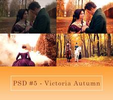 Psd #5 - Victoria Autumn