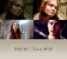 Psd #7 - Teen Wolf
