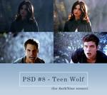 Psd #8 - Teen Wolf