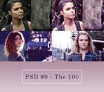 Psd #9 - The 100