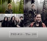 Psd #10 - The 100